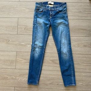 Jean made in Italy